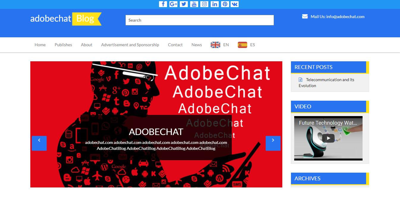 adobechat.com